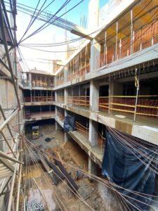 Superestructura Centro empresarial Potenza, Villavicencio